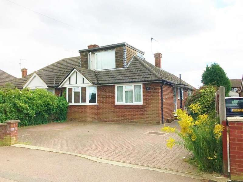 4 Bedrooms Semi Detached House for sale in Heath Row, Bishop's Stortford