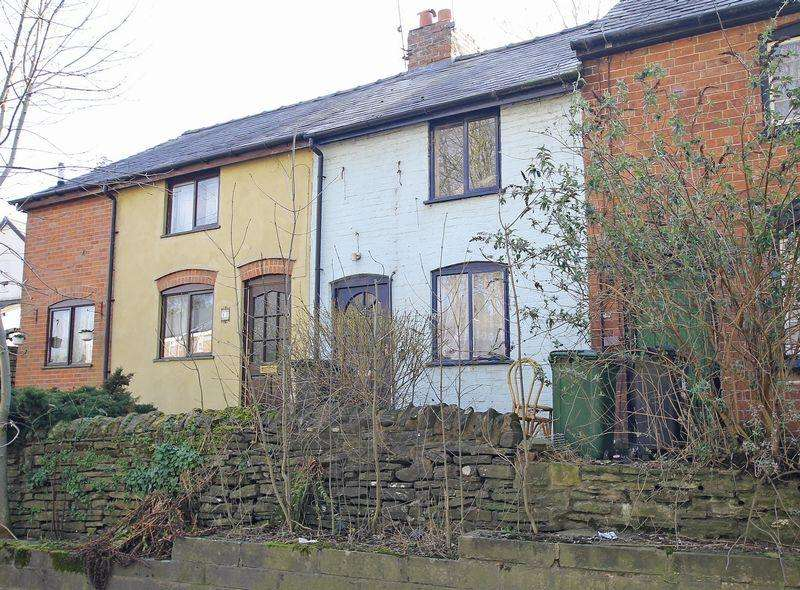 2 Bedrooms Terraced House for sale in Old Road, Bromyard
