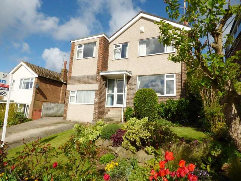 4 Bedrooms Detached House for sale in The Whartons, Otley