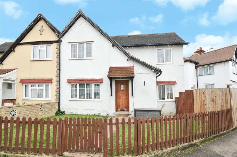 2 Bedrooms Semi Detached House for sale in Chantry Road, Harrow, HA3