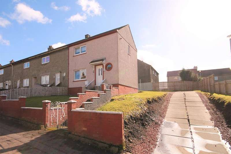 2 Bedrooms Terraced House for sale in Sharp Avenue, Coatbridge