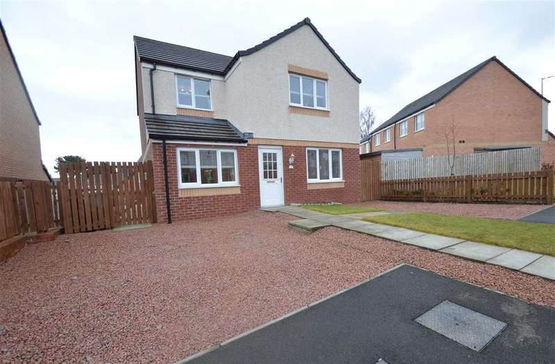 4 Bedrooms Detached House for sale in Valleyfield Crescent, Ferniegair, Hamilton