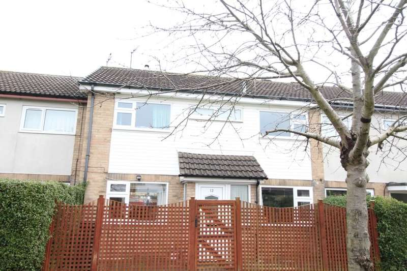 4 Bedrooms Terraced House for sale in Spurr Court, York, YO24