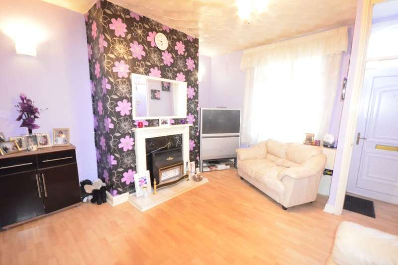 2 Bedrooms Property for sale in Buckley Lane, Farnworth, Bolton, BL4