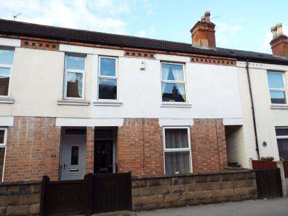 3 Bedrooms Terraced House for sale in Station Road, Carlton, Nottingham