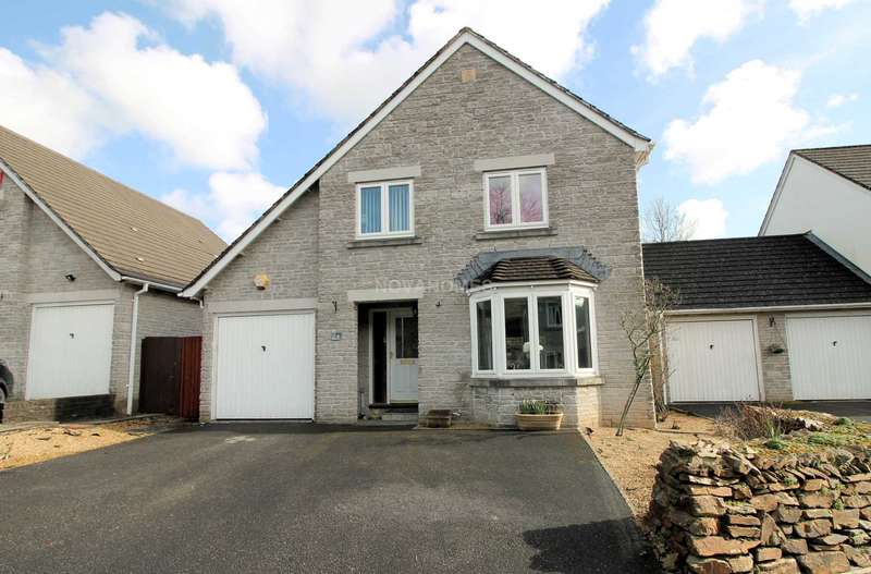 4 Bedrooms Detached House for sale in Cheshire Drive, Tamerton Foliot, PL6 6SQ