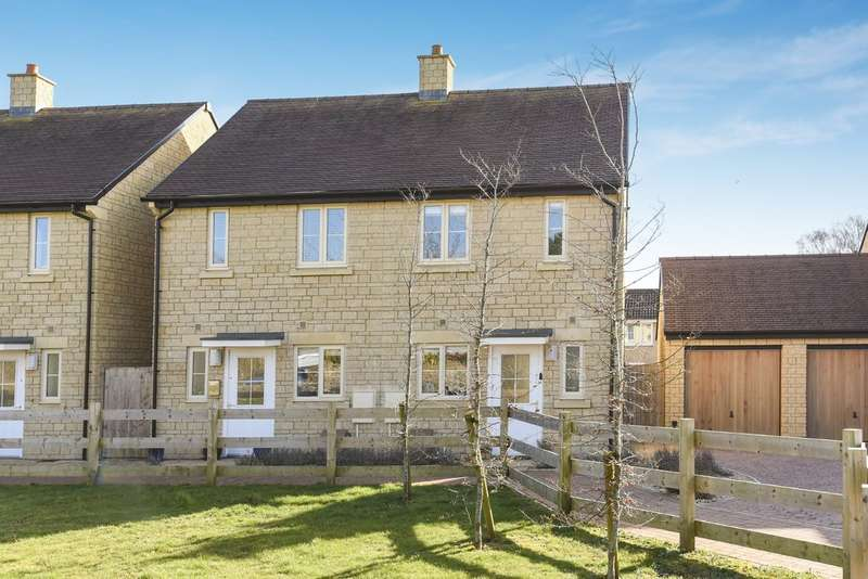 2 Bedrooms Semi Detached House for sale in Minchinhampton