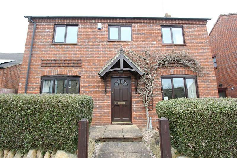 4 Bedrooms Detached House for sale in High Street, Roade, Northampton, Northamptonshire, NN7 2NW