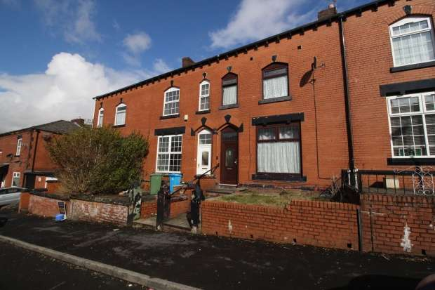 5 Bedrooms Terraced House for sale in Newport Street, Oldham, Lancashire, OL8 4AJ