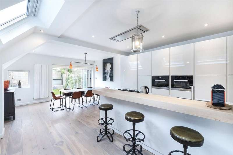 4 Bedrooms Terraced House for sale in Atalanta Street, Fulham, London, SW6
