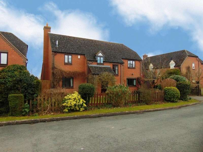 4 Bedrooms Detached House for sale in Finch Lane, Harvington