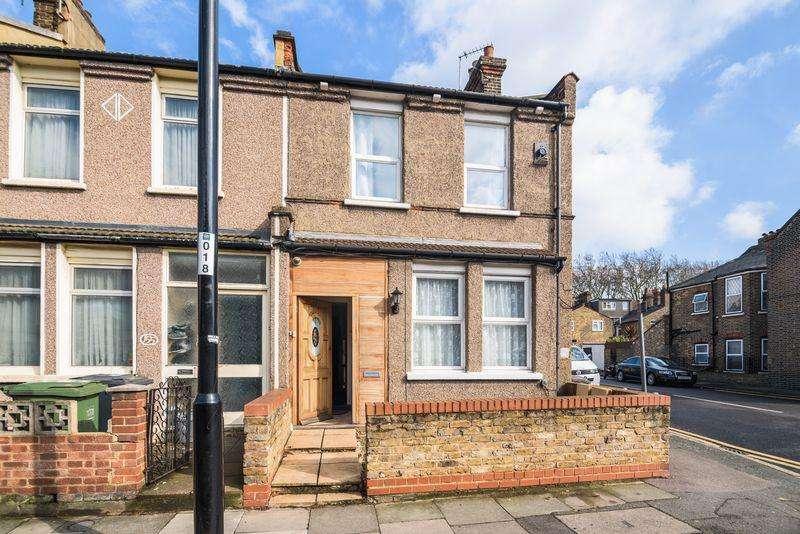 4 Bedrooms Terraced House for sale in Trundleys Road, Deptford, SE8