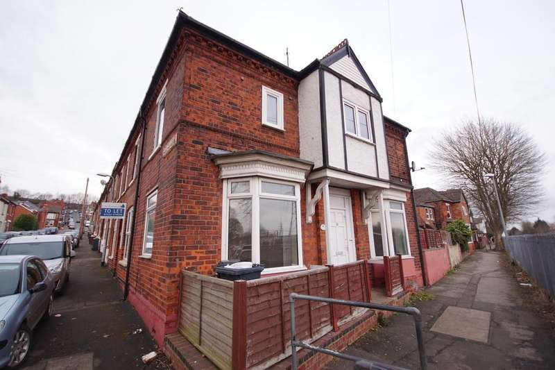 3 Bedrooms End Of Terrace House for sale in Spa Street, Lincoln