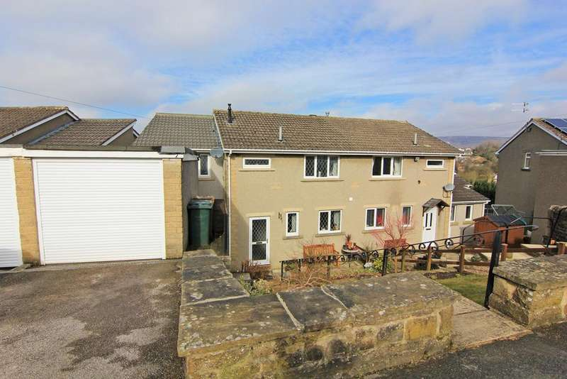 4 Bedrooms Semi Detached House for sale in 7 Wensleydale Avenue, Skipton,