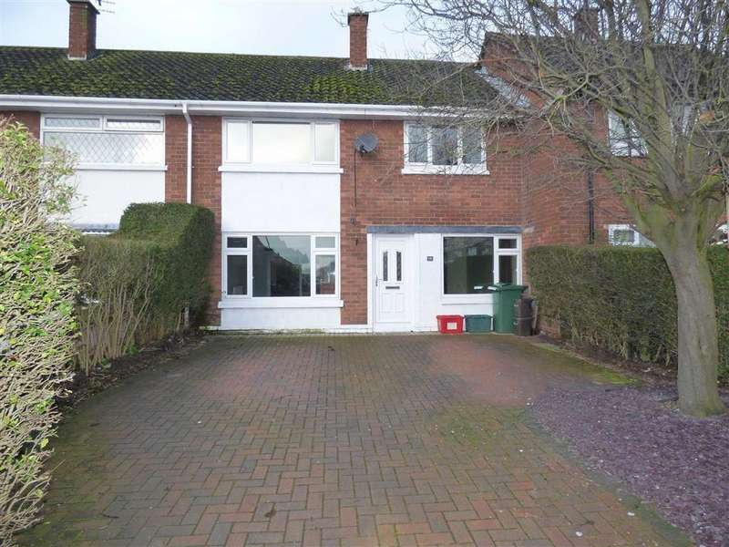 3 Bedrooms Terraced House for rent in Saxon Crossway, Winsford, Cheshire