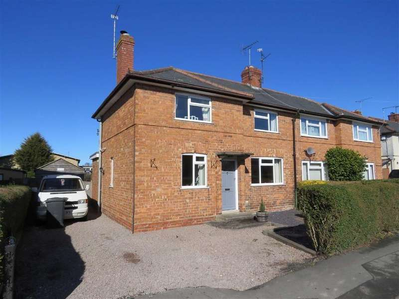3 Bedrooms Semi Detached House for sale in Cambria Avenue, Ellesmere, SY12