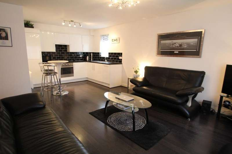 2 Bedrooms Flat for sale in TOWER RISE, TOWER CRESCENT, TADCASTER, LS24 9FD