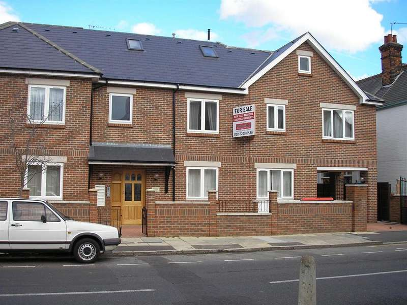 1 Bedroom Flat for sale in Booth Road, Colindale