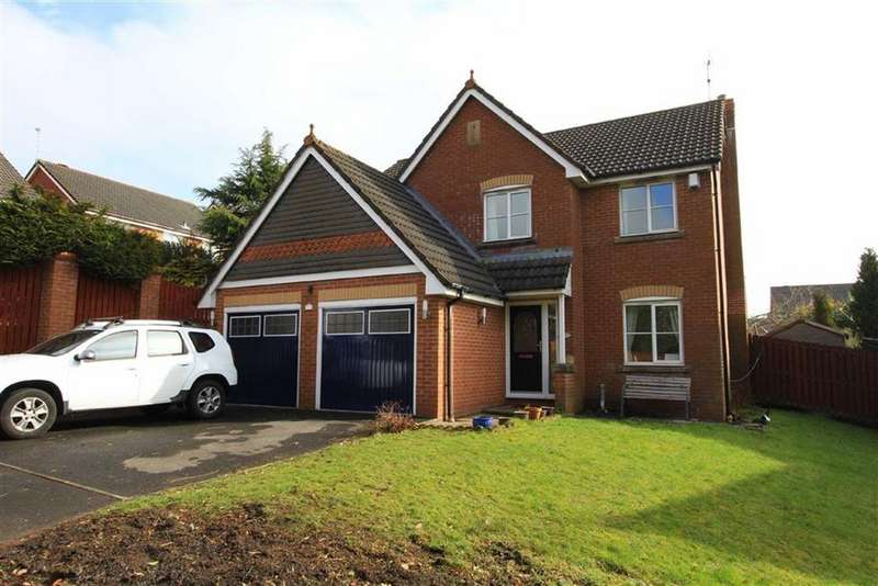 5 Bedrooms Detached House for sale in 17, Ellenshaw Close, Norden, Rochdale, OL12