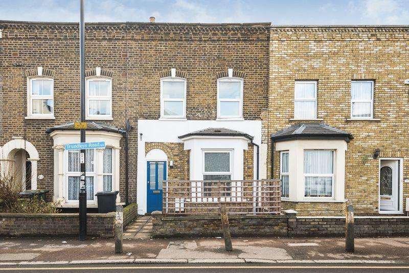 4 Bedrooms Terraced House for sale in Trundleys Road, Deptford, SE8