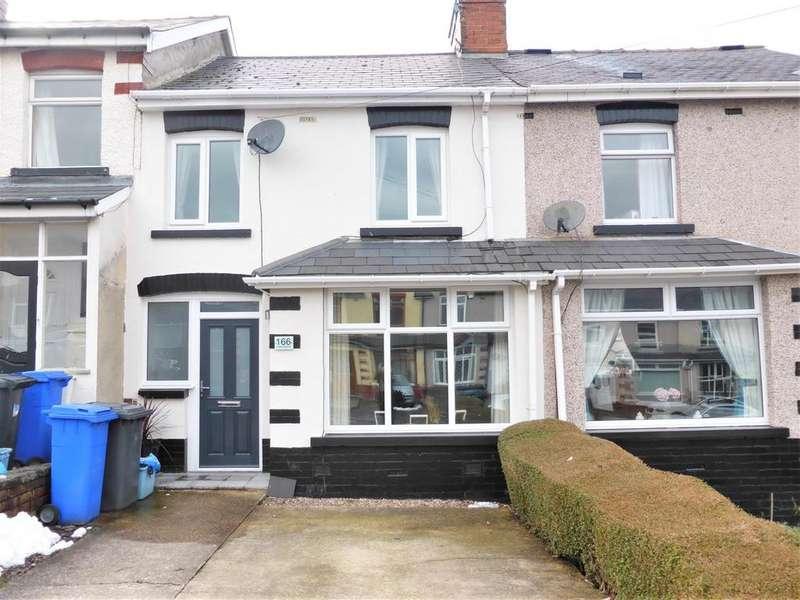 3 Bedrooms Terraced House for sale in Oaks Avenue, Stocksbridge, Sheffield, S36 1EN