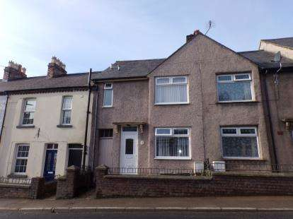 3 Bedrooms Terraced House for sale in Henllan Street, Denbigh, Denbighshire, LL16