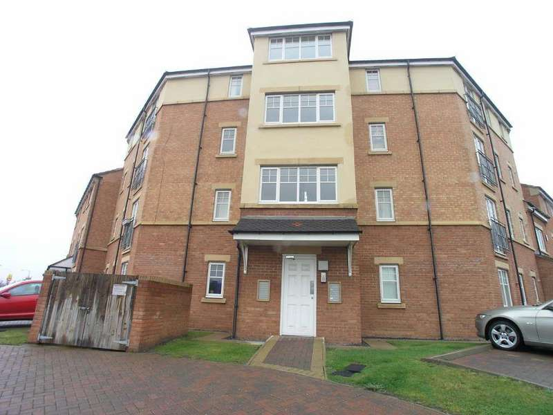 2 Bedrooms Apartment Flat for sale in St James Village
