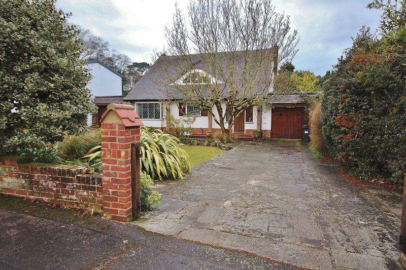 2 Bedrooms Detached House for sale in Seafield Road, Southbourne, Bournemouth