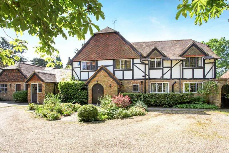 5 Bedrooms Detached House for sale in Grantley Avenue, Wonersh, Guildford, Surrey, GU5