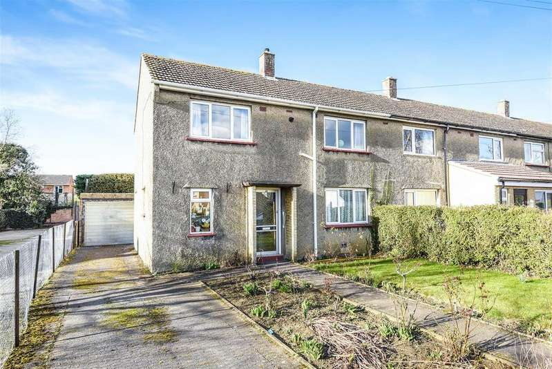 3 Bedrooms End Of Terrace House for sale in Mortimer Drive, Marston