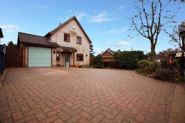 4 Bedrooms Detached House for sale in School Road, Waldringfield, Woodbridge, Suffolk