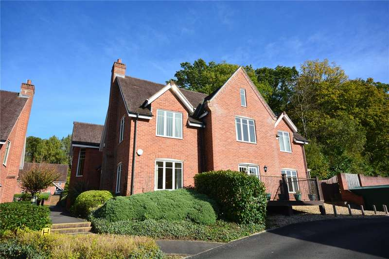 2 Bedrooms Retirement Property for sale in Dunwood Court, Salisbury Road, Sherfield English, Romsey, SO51