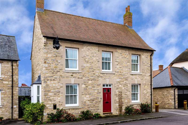 4 Bedrooms Detached House for sale in Oak Lane, Mere, Wiltshire, BA12