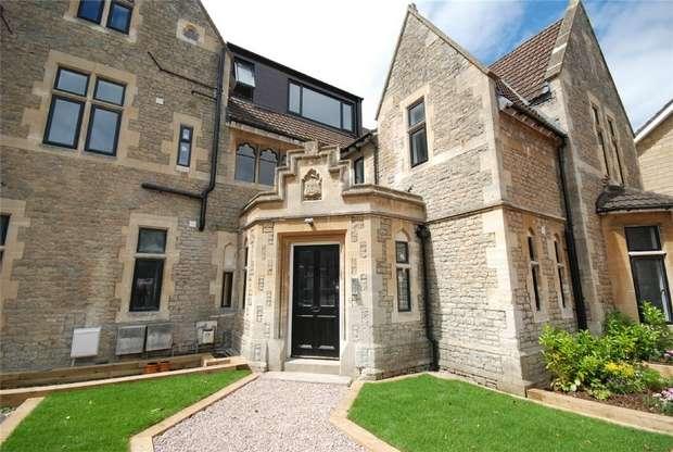 2 Bedrooms Flat for sale in Flat 1 Greenacre House, Cleveland Gardens, Trowbridge, Wiltshire