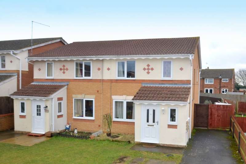 3 Bedrooms Semi Detached House for sale in Middle Grass, Irthlingborough, Wellingborough, NN9