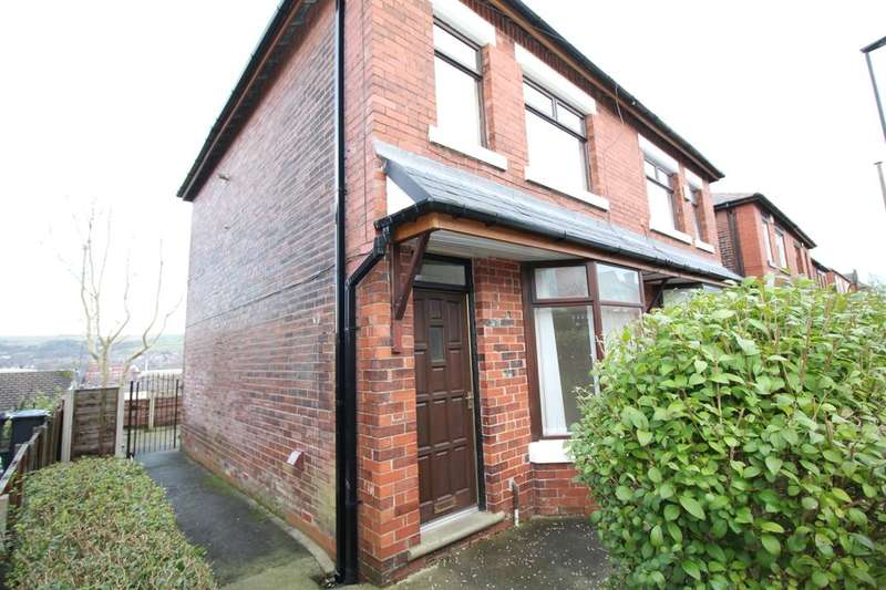 2 Bedrooms Semi Detached House for rent in Chamber Road, Shaw, Oldham, OL2