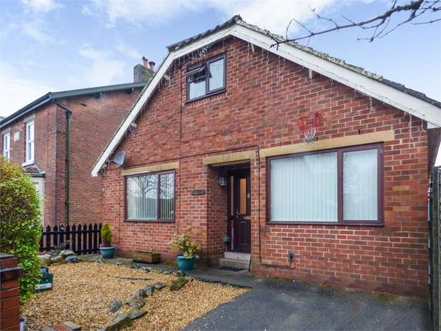 3 Bedrooms Detached Bungalow for sale in Garden Walk, Ashton-on-Ribble, Preston, Lancashire