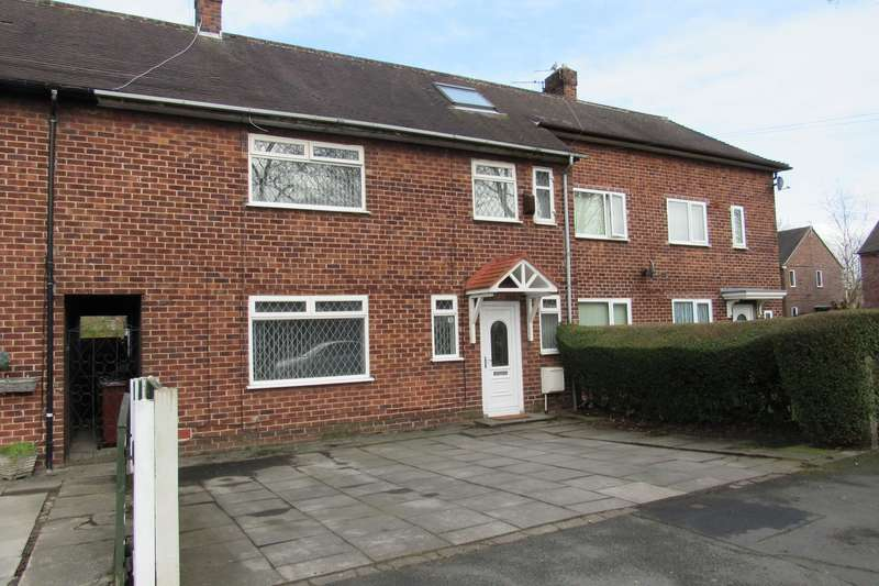 4 Bedrooms Terraced House for sale in Portway, Wythenshawe, M22