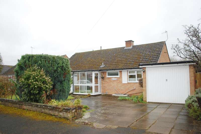 2 Bedrooms Detached Bungalow for sale in Kings Lane, Broom, Alcester, B50