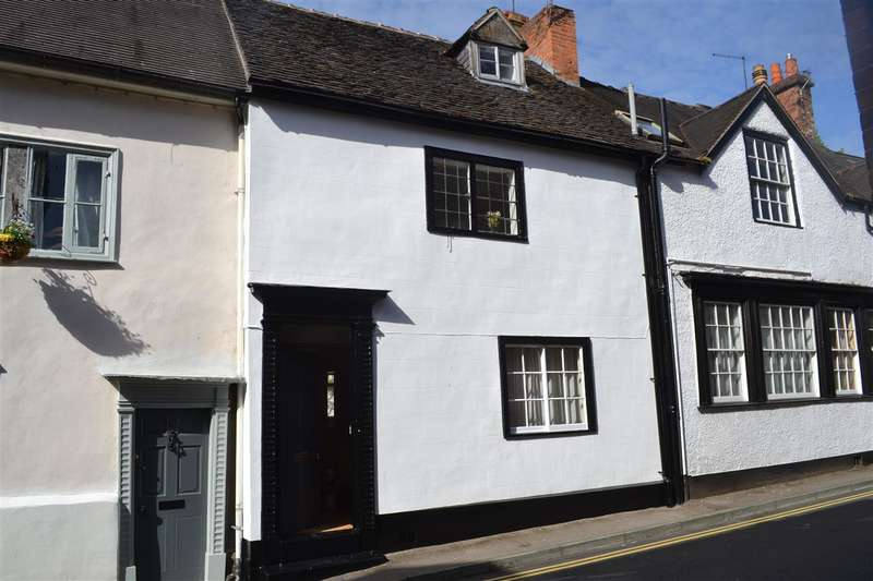 3 Bedrooms Terraced House for rent in St. Marys Street, Whitchurch