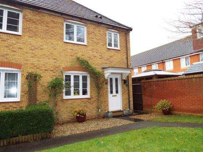 3 Bedrooms End Of Terrace House for sale in Fareham, Hampshire, Uk