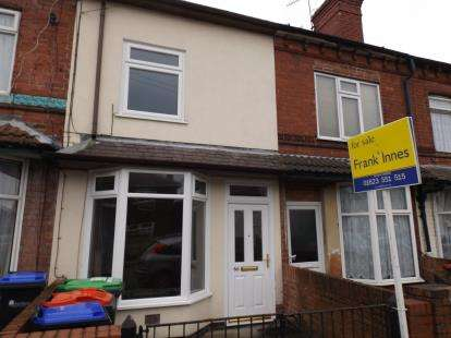3 Bedrooms Terraced House for sale in Dalestorth Street, Sutton-In-Ashfield, Nottinghamshire