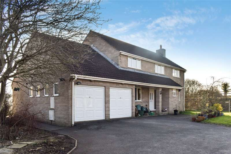 4 Bedrooms Detached House for sale in Orchard Way, Keinton Mandeville, Somerton, Somerset, TA11