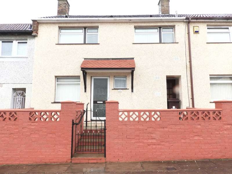 3 Bedrooms Terraced House for sale in Quernmore Walk, Liverpool