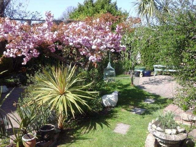 3 Bedrooms Semi Detached Bungalow for sale in Nursery Close, Shoreham-By-Sea