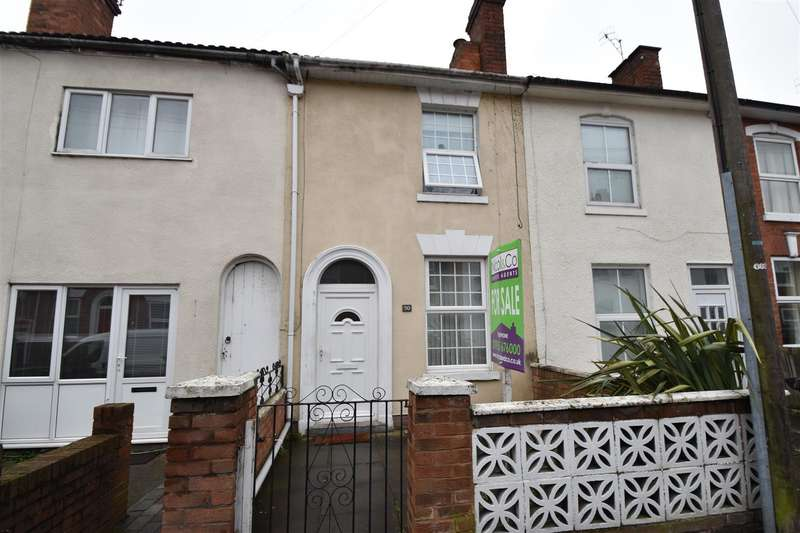 2 Bedrooms House for sale in Chestnut Street, Worcester