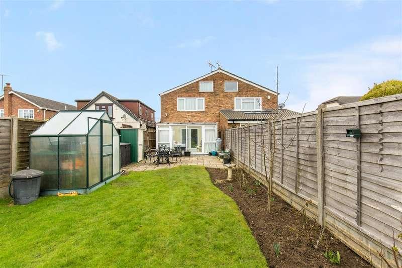 3 Bedrooms Semi Detached House for sale in Edward Road, Biggin Hill