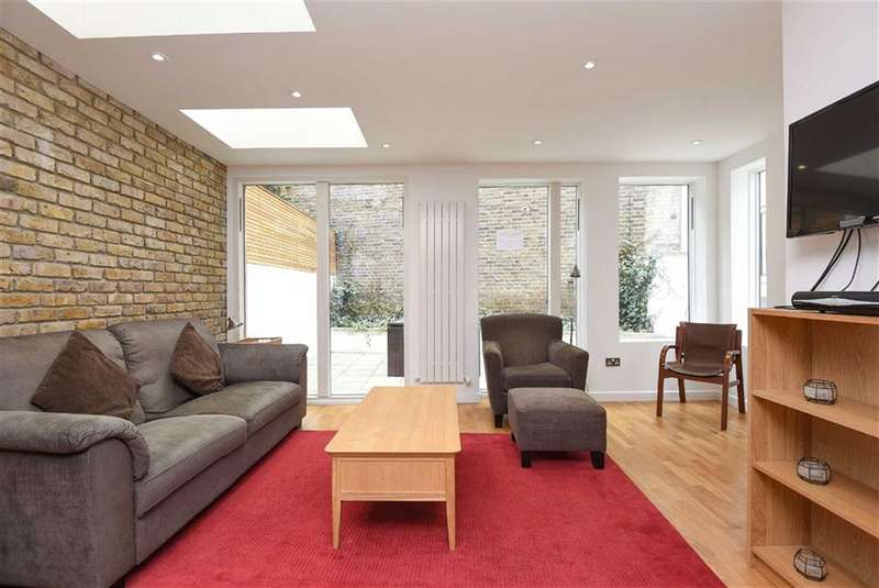 2 Bedrooms Flat for sale in Warlock Road, London, W9