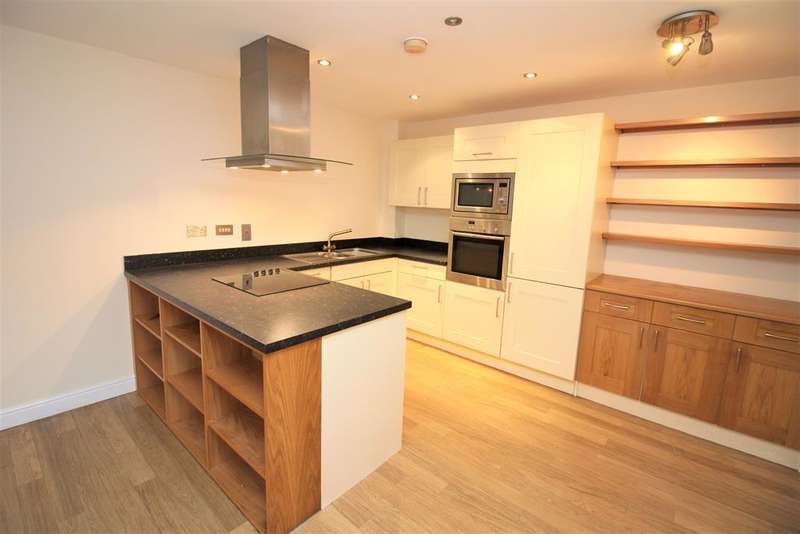 1 Bedroom Ground Flat for sale in Station Road, Otley, LS21