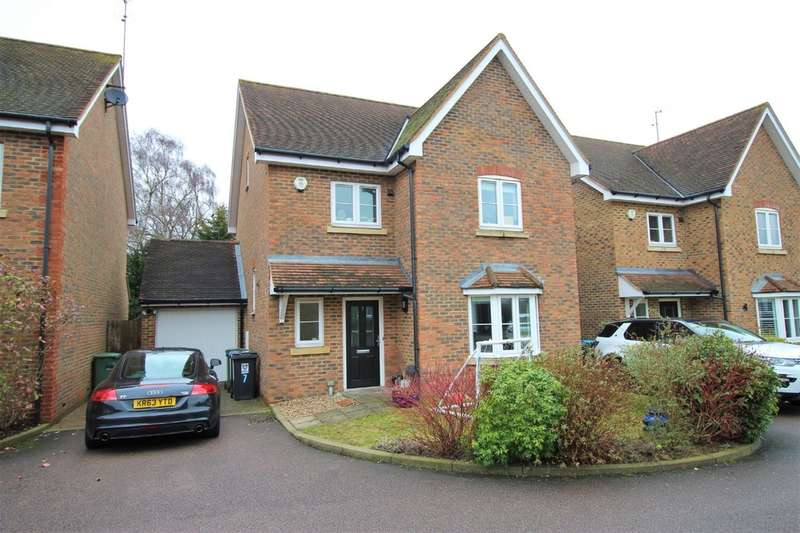 4 Bedrooms Detached House for rent in Adeyfield, Hemel Hempstead